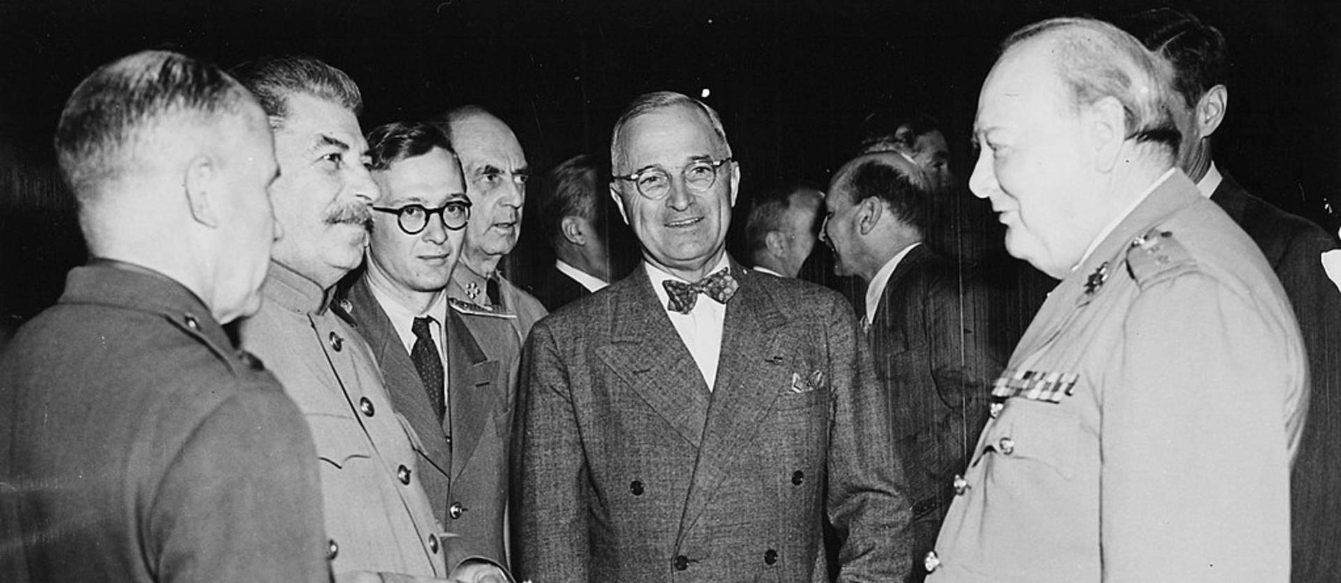 Harry S. Truman y la Cofradía del Clavo Ardiendo (1948)