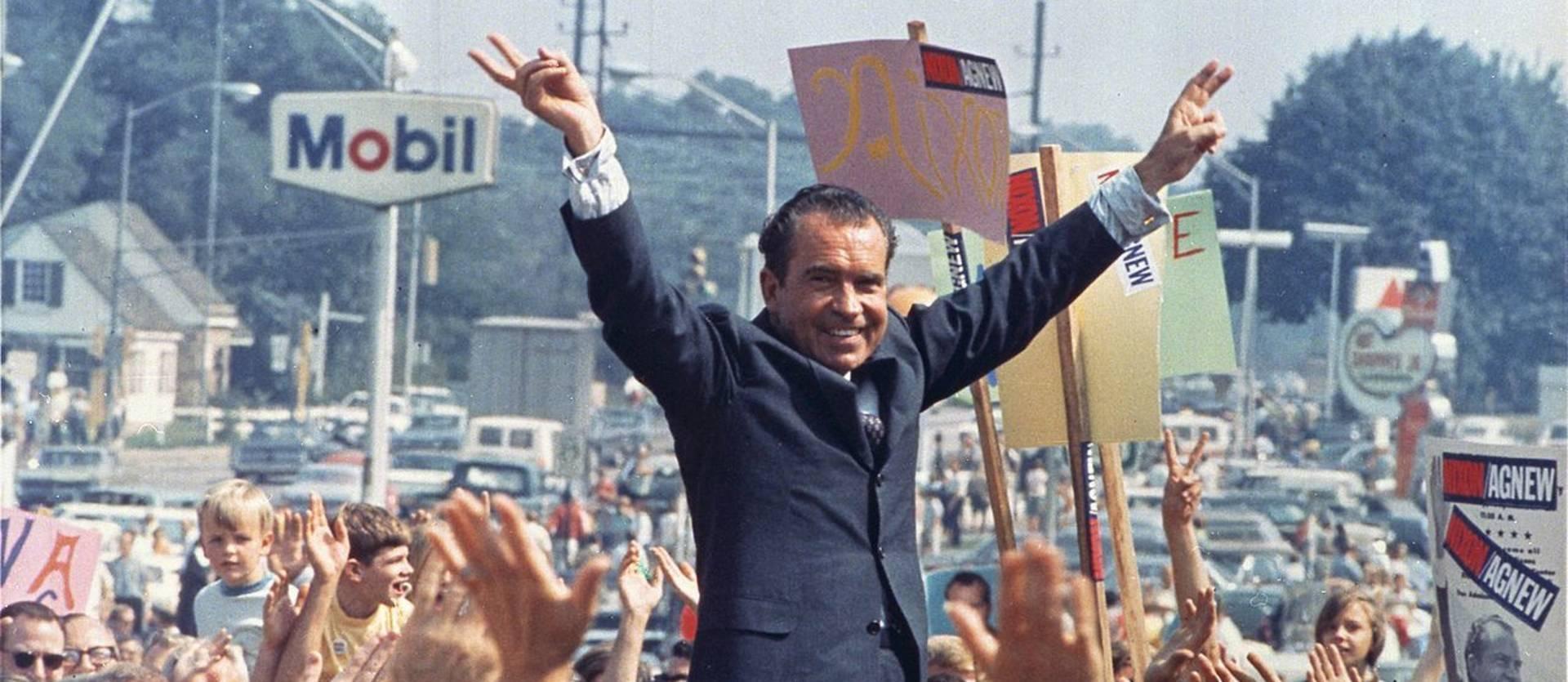 Nixon se toma la revancha en un país asomado al caos (1968)