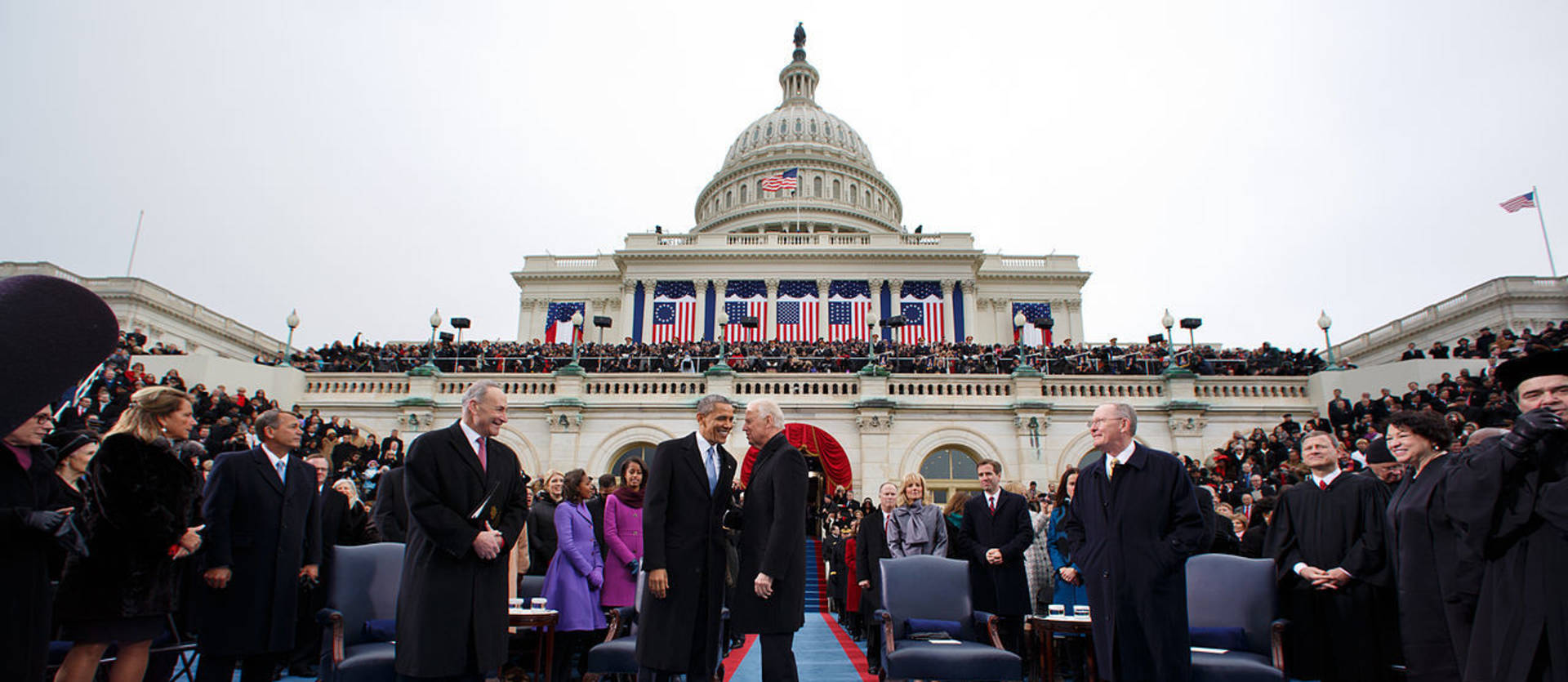 Obama sobrevive al bajón de popularidad y a un debate para olvidar (2012)