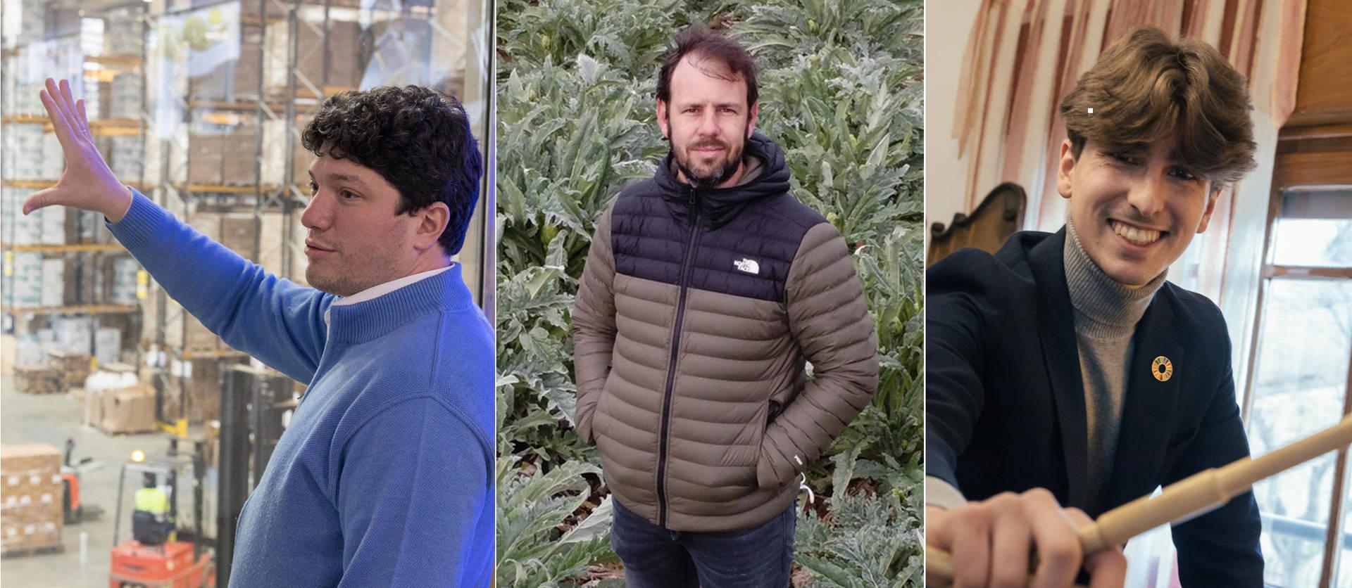 ¿Es opsible ser joven y emprendedor en la Ribera navarra? Tres emprendedores te cuentan su experiencia