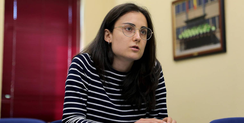 El equipo que rastrea los casos positivos en Navarra