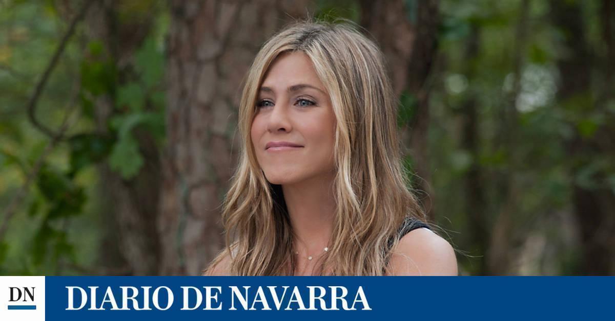 Jennifer Aniston emociona-se ao falar das suas inseguranças