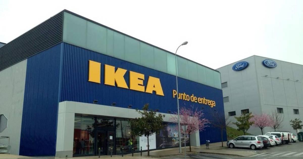 El punto de entrega de Ikea en Cordovilla abre este martes