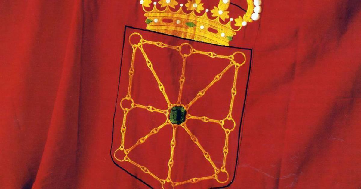 460 años de la bandera de Navarra