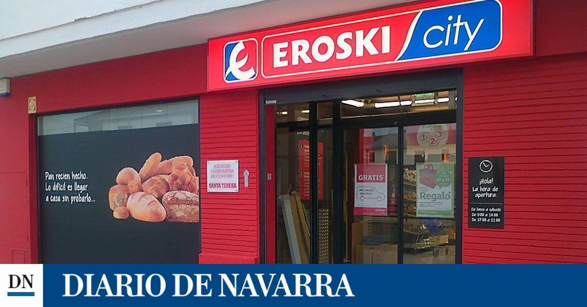 Eroski mantuvo la apertura de franquicias en 2020, con cinco en Navarra