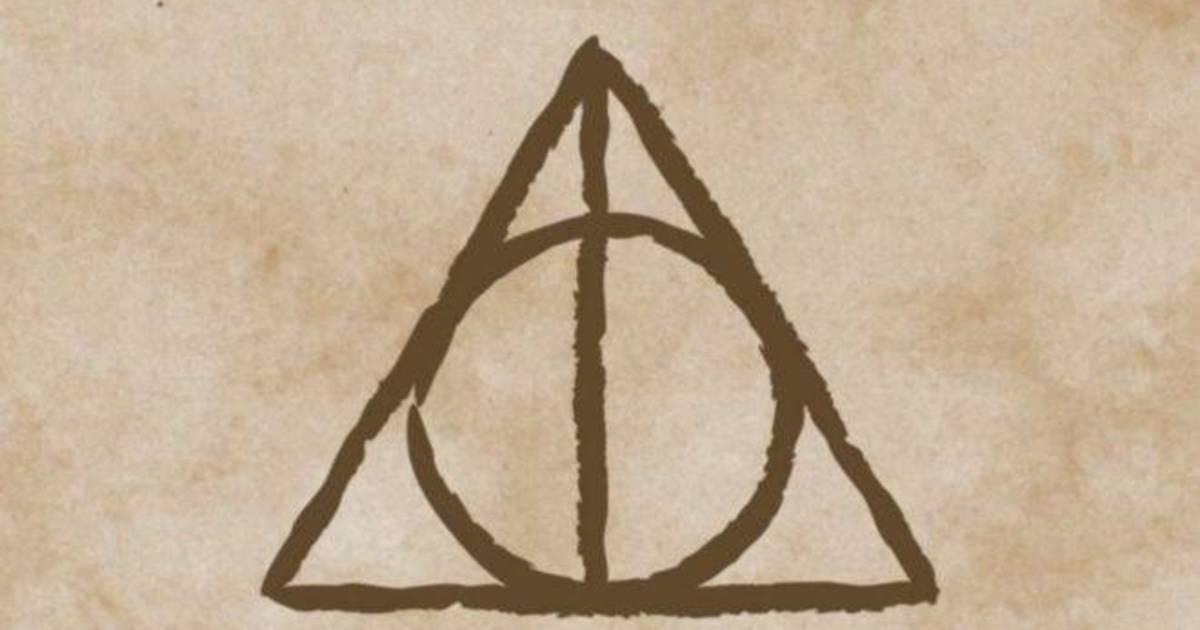 Qué significa el símbolo de las Reliquias de la Muerte de Harry ...