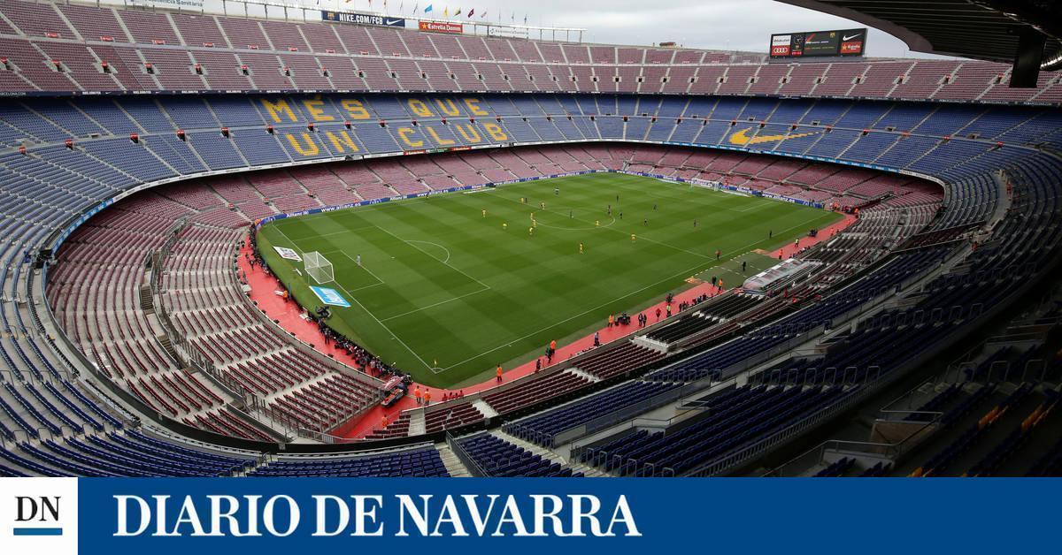 Agentes de Delitos Económicos registran las oficinas del FC Barcelona