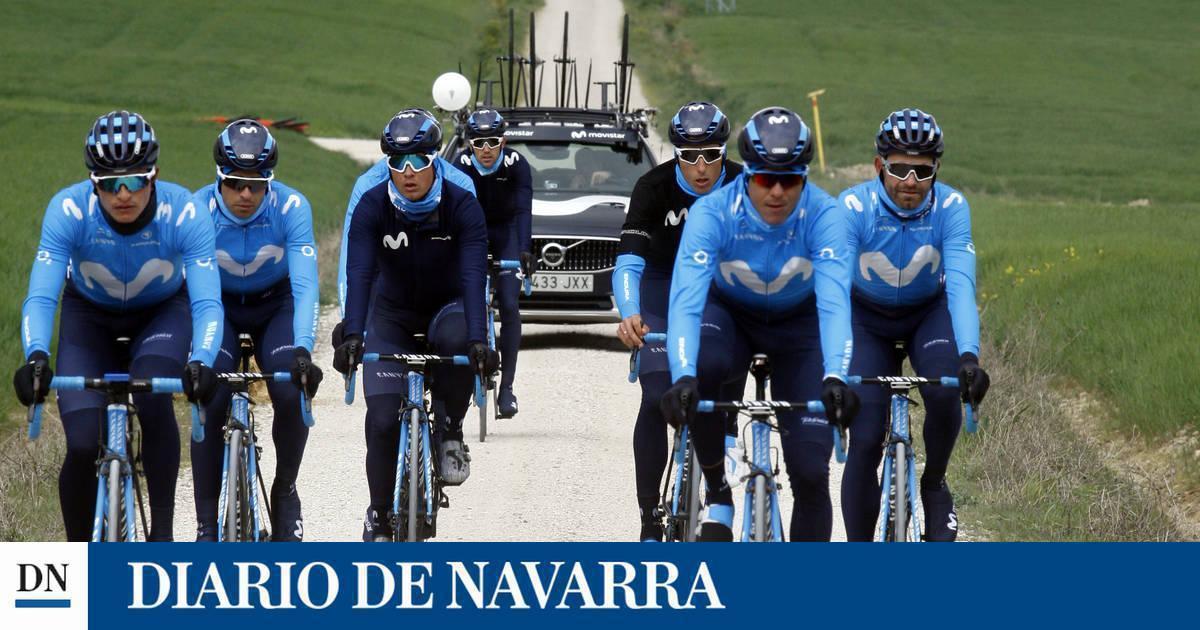 """Mikel Landa: """"Pienso En El Giro, Pero Aquí Quiero Hacerlo"""