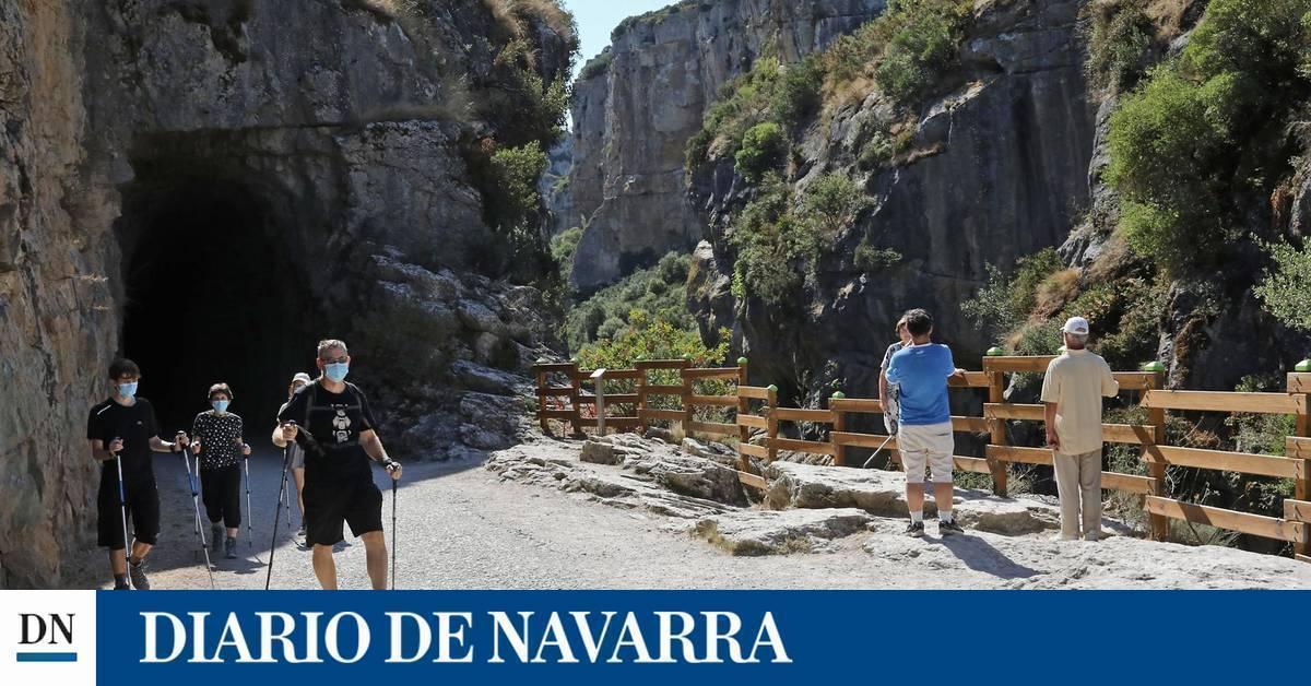 Lumbier Doble Atractivo Natural Y Rural Noticias De Sangüesa Y Merindad En Diario De Navarra Dnplus