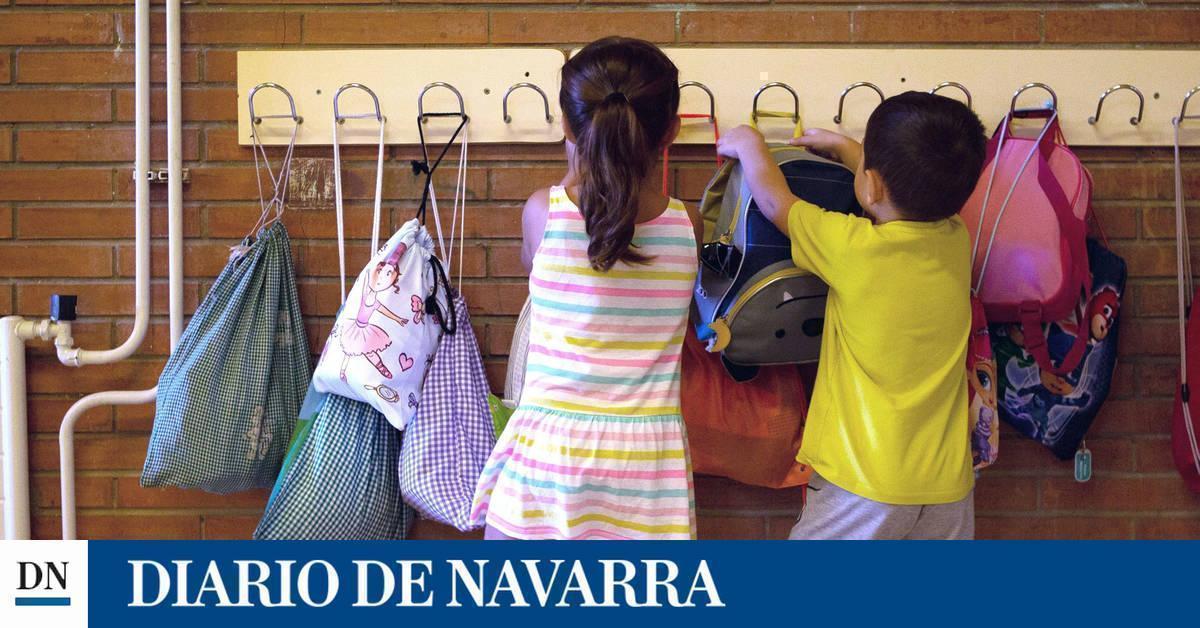402 nuevos alumnos confinados en las últimas horas en Navarra