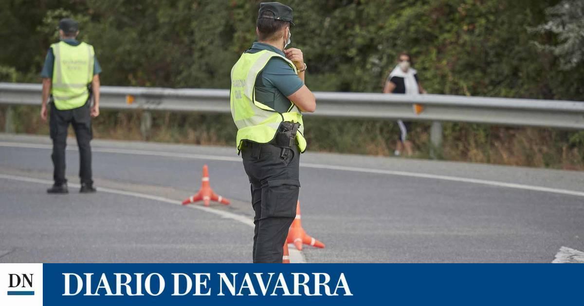 """El TSJN avala el confinamiento de Peralta por el """"muy alto"""" número de contagios"""