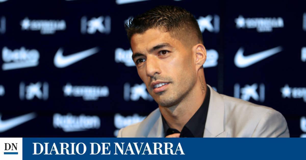 """Luis Suárez, tras fichar por el Atlético: """"El entrenador no contaba conmigo"""""""