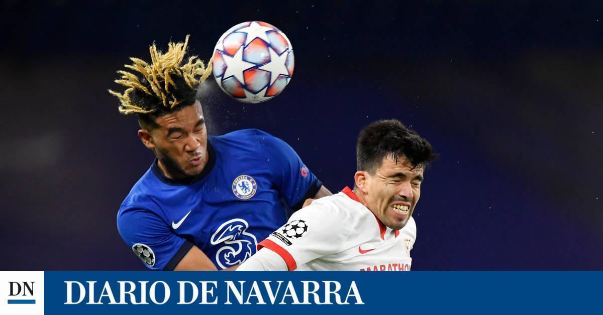 Liga de Campeones: Chelsea y Sevilla empatan a miedo
