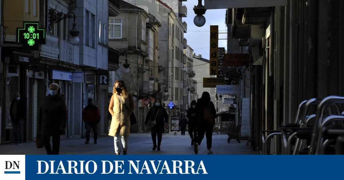 Galicia limita las reuniones a un máximo de cinco personas
