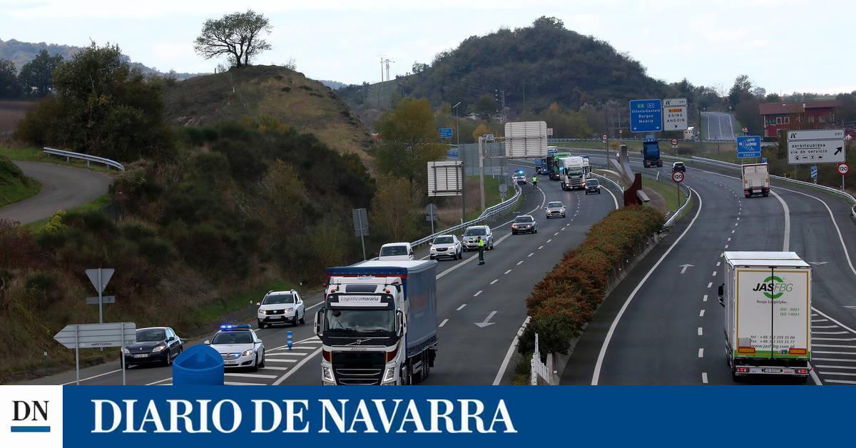 """Controles con Euskadi: """"¡No sabía nada del cierre!"""""""
