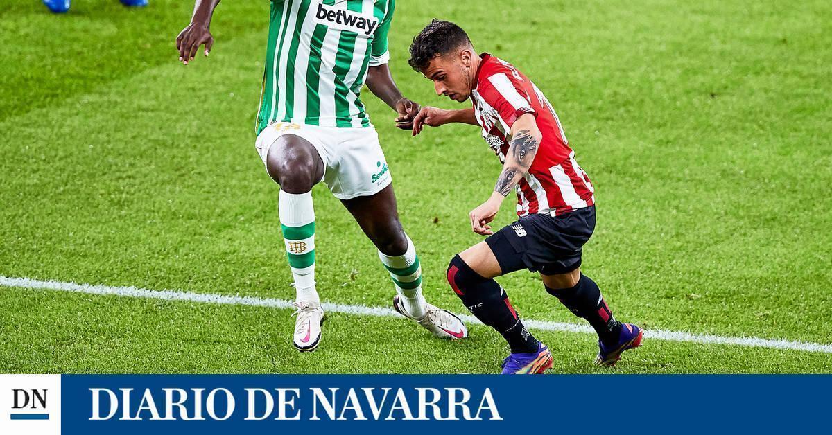 Garitano salva la cabeza con una goleada al Betis