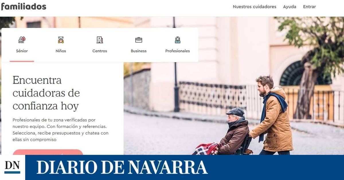 La startup navarra Familiados, seleccionada por MERCA2 como una de las empresas que marcarán el 2021
