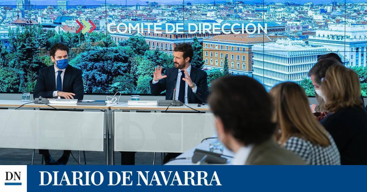 """El PP pide a Sánchez que solucione sus """"líos"""" con Podemos antes de hablar"""