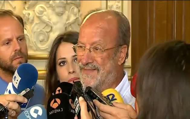 El alcalde de Valladolid pide disculpas